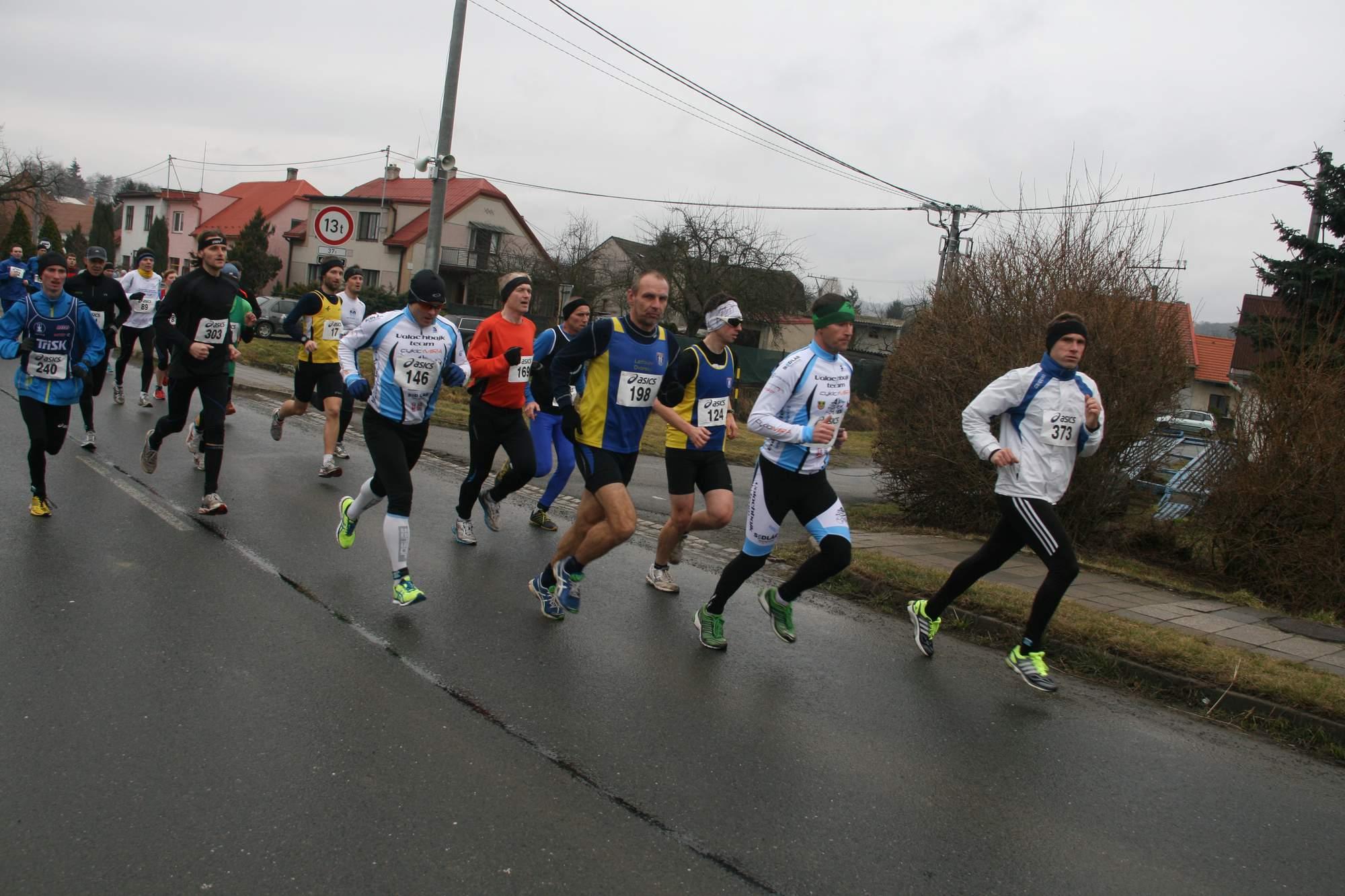 Na prvním kilometru